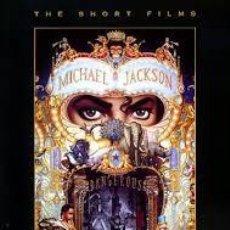 Cine: MICHAEL JACKSON - DANGEROUS - DVD THE SHORT FILMS. Lote 126054123