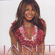 Cine: JANET JACKSON DVD. LIVE IN HAWAII. Lote 126054727