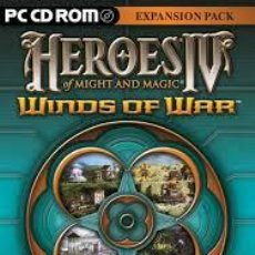 Cine: CD ROM HEROES WINDS OF WAR. Lote 126071355
