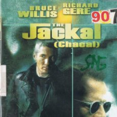 Cine: THE JACKAL (CHACAL). DVD. Lote 126145047