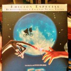 Cine: E.T. EL EXTRATERRESTRE. ET. EDICIÓN ESPECIAL REMASTERIZADA. 2 DVD. ESPAÑOL, INGLÉS.. Lote 126146019