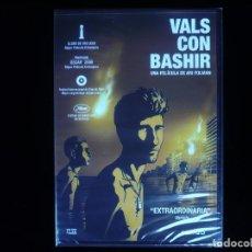 Cine: VALS CON BASHIR - DVD NUEVO PRECINTADO. Lote 175990298