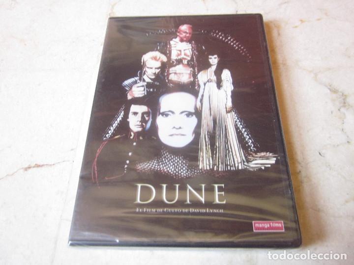 DUNE DVD - MANGA FILMS 2005 (Cine - Películas - DVD)
