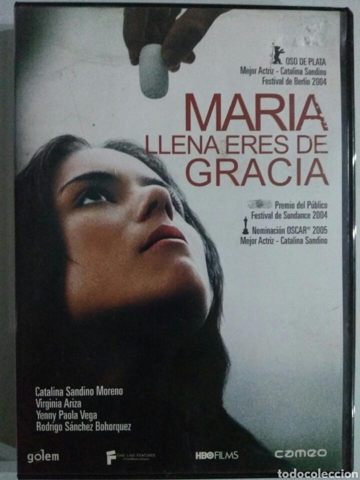 Pelicula Dvd Maria Llena Eres De Gracia Edición Comprar Películas