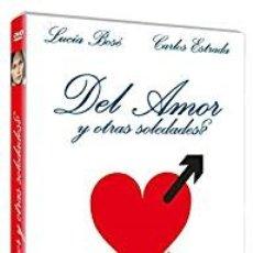 Cine: DEL AMOR Y OTRAS SOLEDADES. DVD. BASILIO MARTÍN PATINO. CON LUCÍA BOSÉ. Lote 126272535