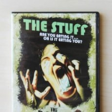 Cine: THE STUFF. (THE B-MOVIE DVD COLLECTION). Lote 126336050
