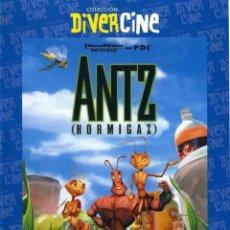 Cine: ANTZ / DVD . Lote 126343467