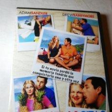 Cine: 50 PRIMERAS CITAS DVD. Lote 126351224