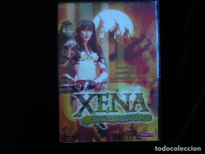 XENA LA PRINCESA GUERRERA - DVD COMO NUEVO (Cine - Películas - DVD)