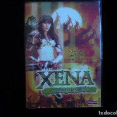 Cine: XENA LA PRINCESA GUERRERA - DVD COMO NUEVO. Lote 126366715