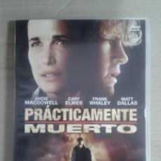 Cine: PRACTICAMENTE MUERTO. Lote 126396467