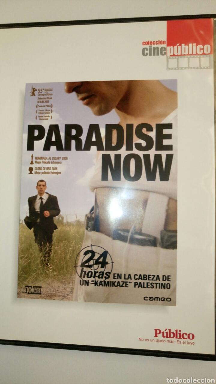 PARADISE NOW, DE COLECCIÓN CINE PÚBLICO. (Cine - Películas - DVD)