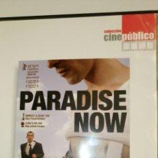 Cine: PARADISE NOW, DE COLECCIÓN CINE PÚBLICO.. Lote 126440284