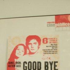 Cine: GOOD BYE LENIN!, CON DANIEL BRUHL.. Lote 126440600
