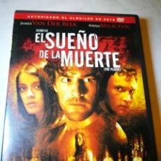 Cine: EL SUEÑO DE LA MUERTE DVD. Lote 126482530