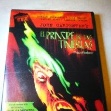 Cine: EL PRÍNCIPE DE LAS TINIEBLAS DVD JOHN CARPENTER CON AUDIOCOMENTARIO. Lote 126482702