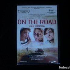 Cine: ON THE ROAD EN LA CARRETERA - DVD NUEVO PRECINTADO. Lote 126496087