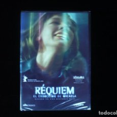 Cine: REQUIEM EL EXORCISMO DE MICAELA - DVD NUEVO PRECINTADO. Lote 126496699