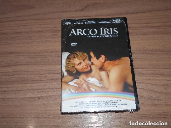 ARCO IRIS DVD DE KEN RUSSELL NUEVA PRECINTADA (Cine - Películas - DVD)