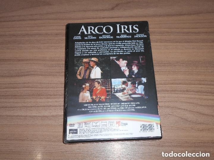 Cine: ARCO IRIS DVD de KEN RUSSELL Nueva PRECINTADA - Foto 2 - 238739665