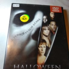 Cine: HALLOWEEN RESURRECTION DVD TERROR. Lote 126580852