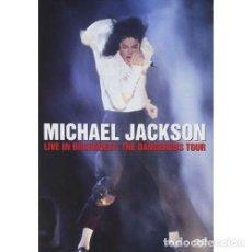 Cine: MICHAEL JACKSON HISTORY LIVE BUCHAREST 2DVDS. Lote 126604319