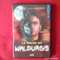 Cine: LA NOCHE DE WALPURGIS. LEON KLIMOVSKY.. Lote 126616727