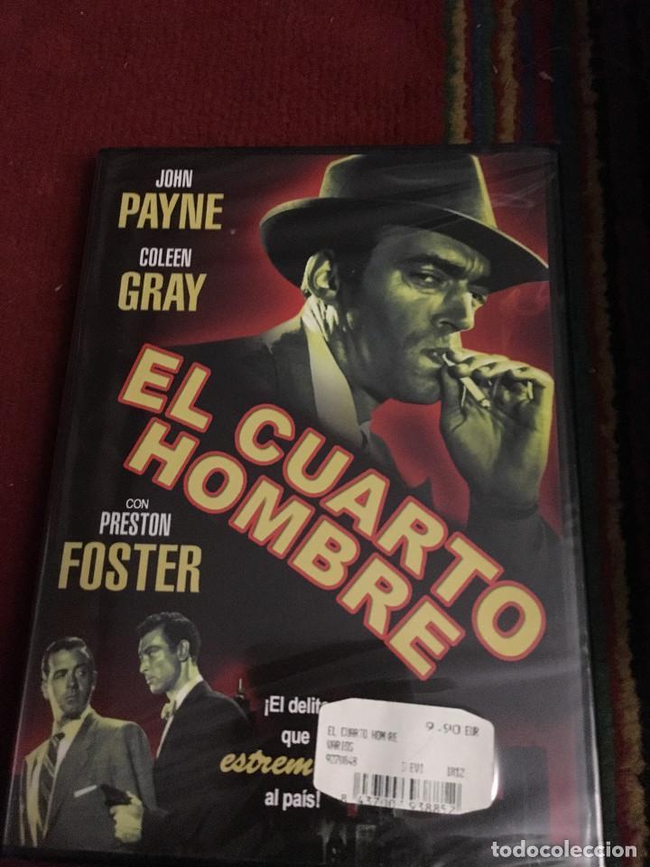 el cuarto hombre - phil karlson dvd pr - Comprar Películas en DVD en ...
