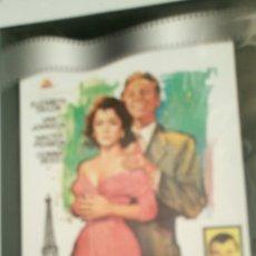 Cine: LA ÚLTIMA VEZ QUE VI PARIS, CON ELIZABETH TAYLOR.. Lote 126644054