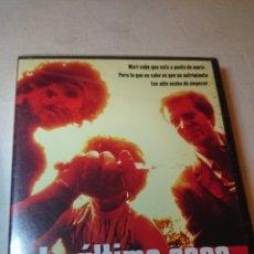 Cine: LA ULTIMA CASA A LA IZQUIERDA DVD WES CRAVEN PRECINTADO. Lote 126758170