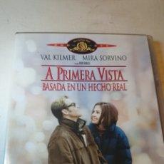 Cine: A PRIMERA VISTA DVD. Lote 126758635