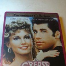 Cine: GREASE DVD EDICION METÁLICA. Lote 126759062