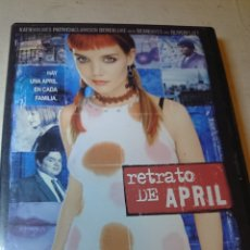 Kino - Retrato de April DVD Descatalogado Katie Holmes - 126759114