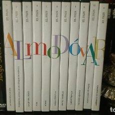 Cine: 11 DVD PEDRO ALMODOVAR COLECCION COMPLETA EL PAIS AÑO 2004. Lote 126777499