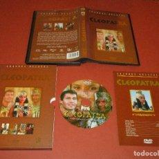 Cine: CLEOPATRA - DVD - S.A.V - GRANDES RELATOS - BILLY ZANE - TIMOTHY DALTON - RUPERT GRAVES .... Lote 126807159