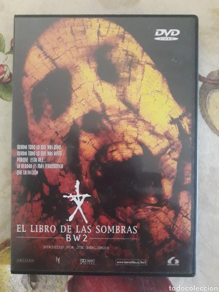 EL LIBRO DE LAS SOMBRAS. DVD (Cine - Películas - DVD)