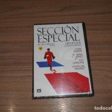 Cine: SECCION ESPECIAL DVD NAZIS NUEVA PRECINTADA. Lote 183902488