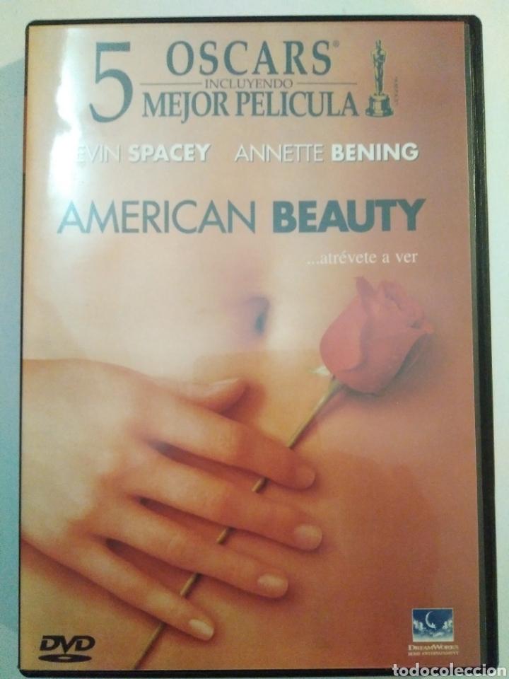 AMERICAN BEAUTY - DVD (Cine - Películas - DVD)