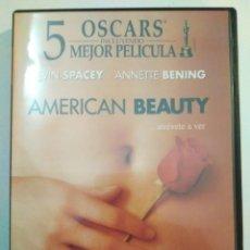 Cine: AMERICAN BEAUTY - DVD. Lote 127171104