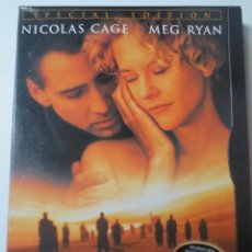 Cine: CITY OF ANGELS (SOLO INGLES Y FRANCES) (DVD CAJA CARTON WARNER BROS.). Lote 127206667