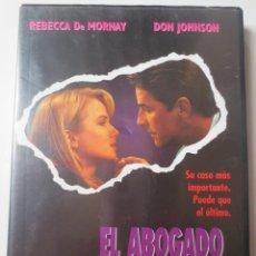 Cine: EL ABOGADO DEL DIABLO (DON JOHNSON) (DVD). Lote 141200801