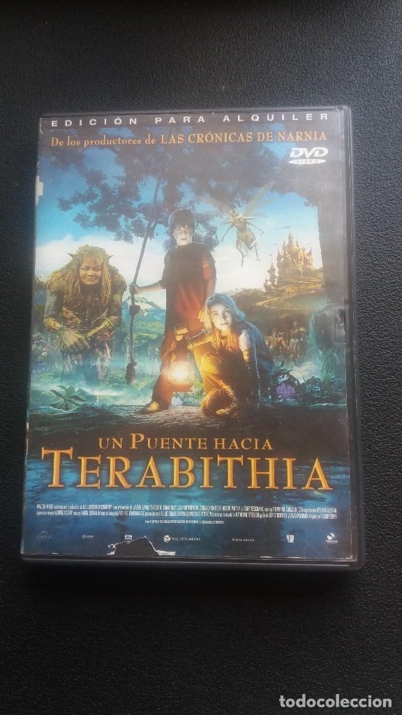Un Puente Hacia Terabithia De Gabor Csupo Con Kaufen Filme Auf Dvd In Todocoleccion 127246191