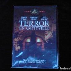 Cine: TERROR EN AMITYVILLE - DVD NUEVO PRECINTADO. Lote 171952569