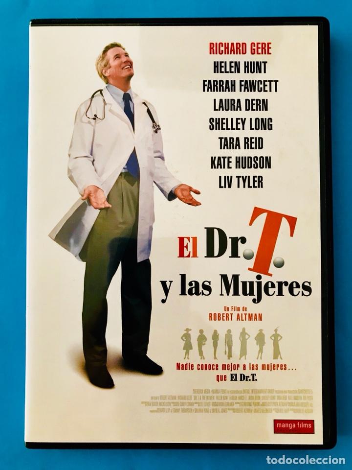 EL DR T Y LAS MUJERES DVD - RICHARD GERE - ROBERT ALTMAN (Cine - Películas - DVD)