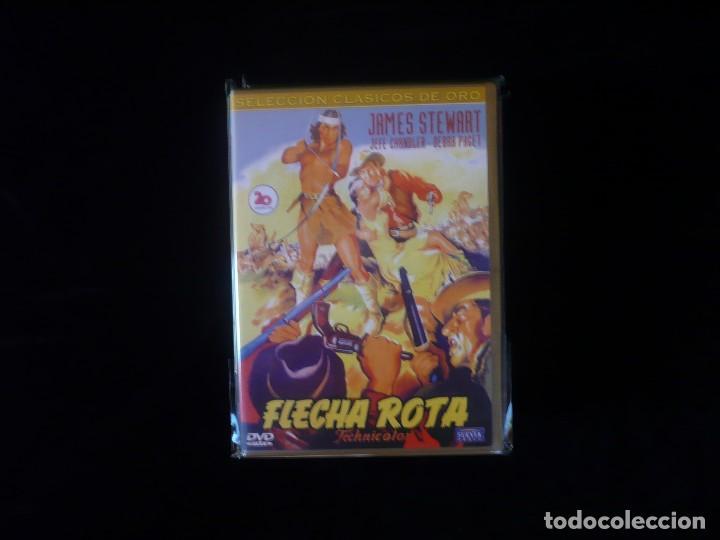 FLECHA ROTA - DVD NUEVO PRECINTADO (Cine - Películas - DVD)