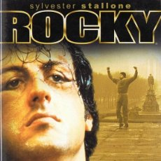 Cine: ROCKY COLECCIÓN 25 ANIVERSARIO SYLVESTER STALLONE (5 DVD). Lote 127751027