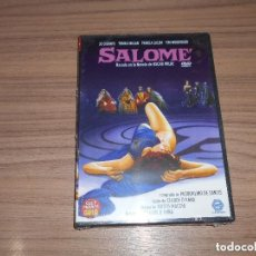 Cine: SALOME DVD JO CHAMPA PAMELA SALEM TOMAS MILIAN NUEVA PRECINTADA. Lote 151456645