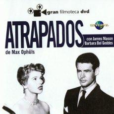 Cine: ATRAPADOS JAMES MASON . Lote 127864515