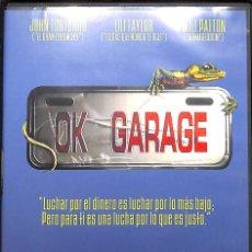 Cine: DVD OK GARAGE - JOHN TURTURRO , LILY TAYLOR, WILL PATTON. Lote 127884591