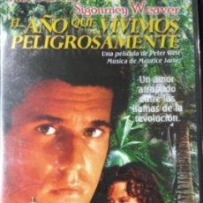 Cine: EL AÑO QUE VIVIMOS PELIGROSAMENTE (NUEVA Y PRECINTADA). Lote 127959187
